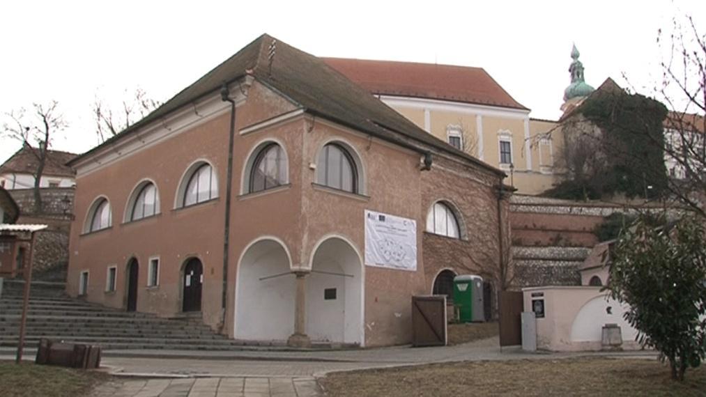 Horní synagoga v Mikulově byla centrem tamní židovské obce