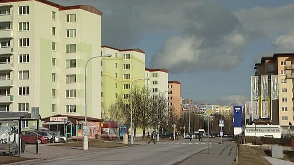 Brněnské sídliště