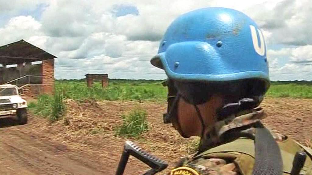 Jednotky OSN v Súdánu