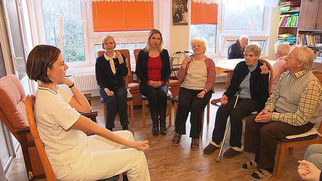Terapie pro pacienty s Alzheimerovou chorobou