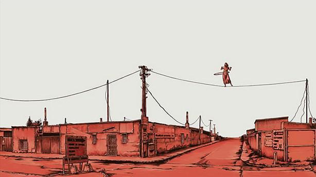 Pavel Reisenauer / Libeňský ostrov se bourá (2010)