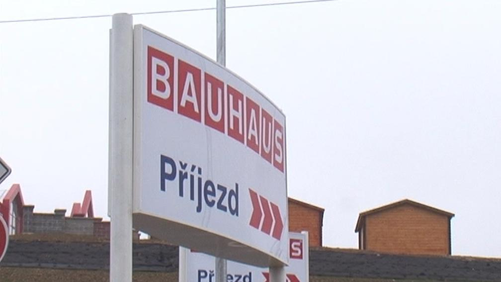 Bauhaus v Ivanovicích zatím na první zákazníky čeká