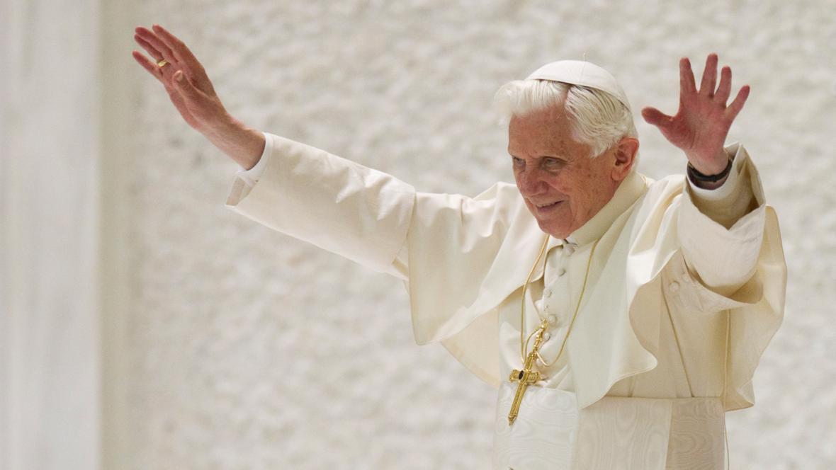 Papež Benedikt XVI. přijal nové kardinály