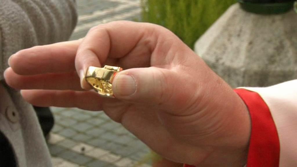 Kardinálský prsten