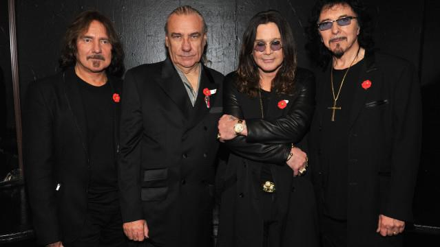 Black Sabbath a Ozzy Osbourne
