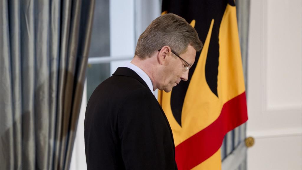 Německý prezident rezignoval