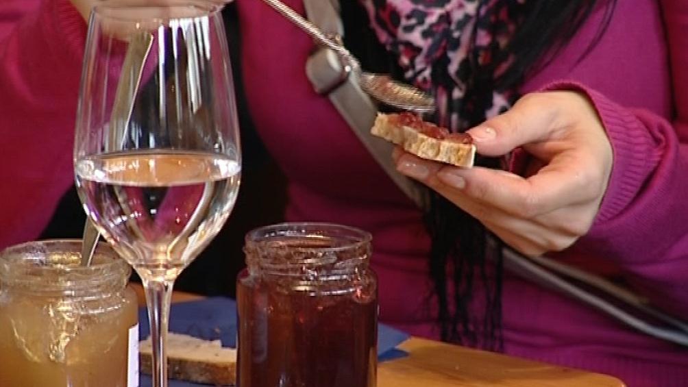 Z vína se dá vyrobit i želé