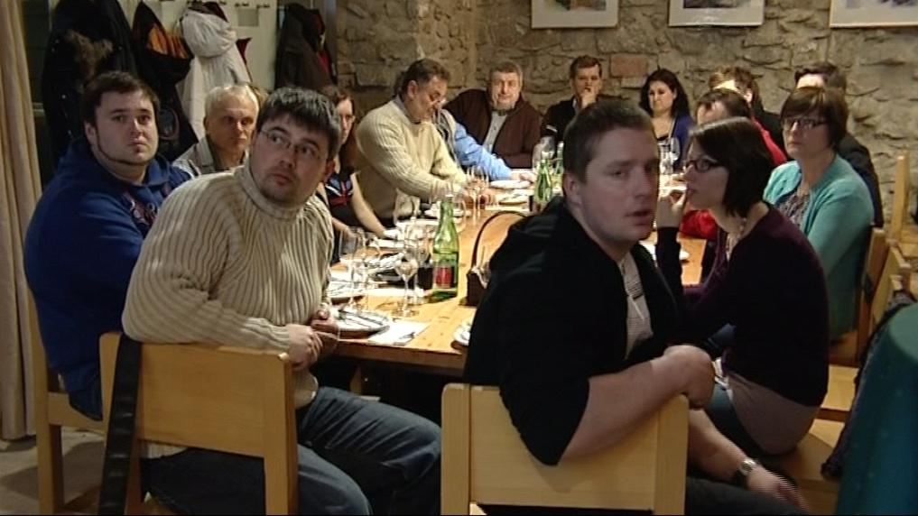 Jihomoravští vinaři sbírali inspiraci v Rakousku