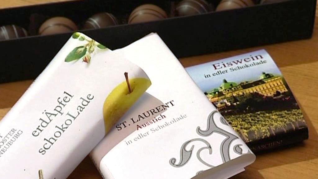 Čokoláda z vína