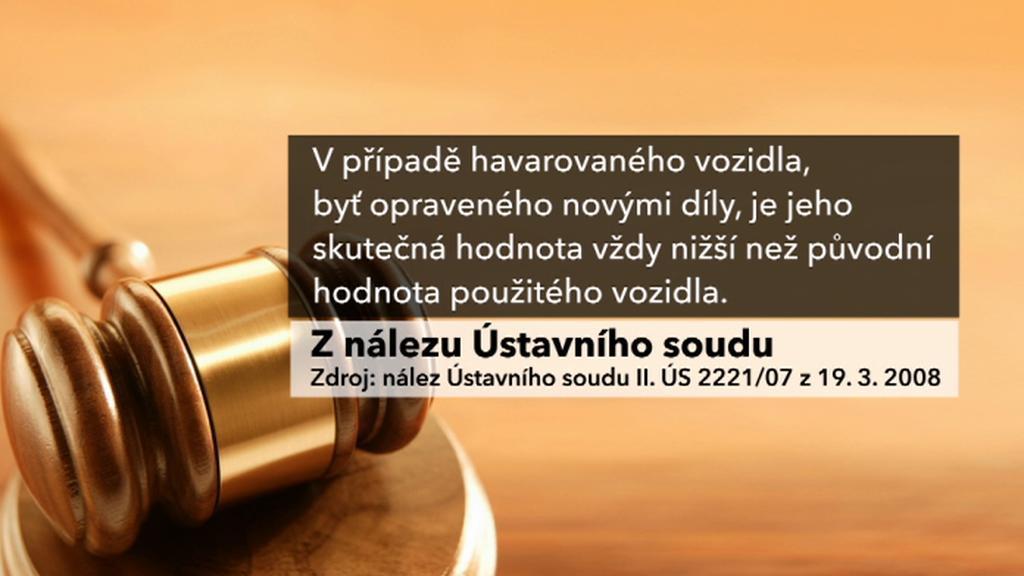 Nález Ústavního soudu