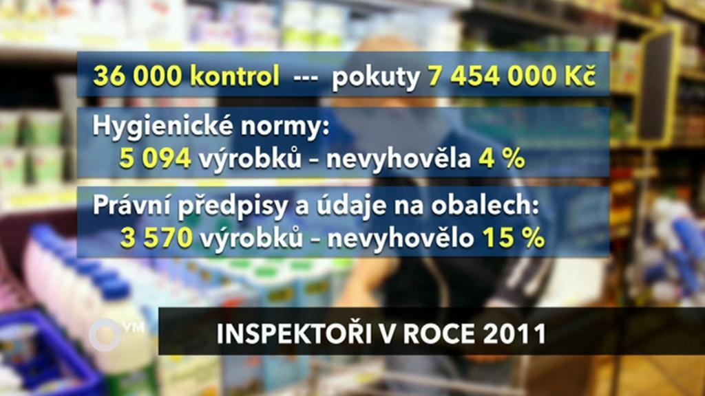 Kontroly Stání zemědělské a potravinářské inspekce