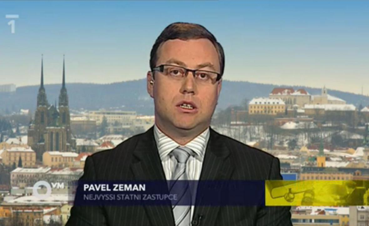 Pavel Zeman v OVM
