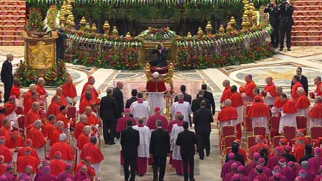 Papež jmenoval nové kardinály