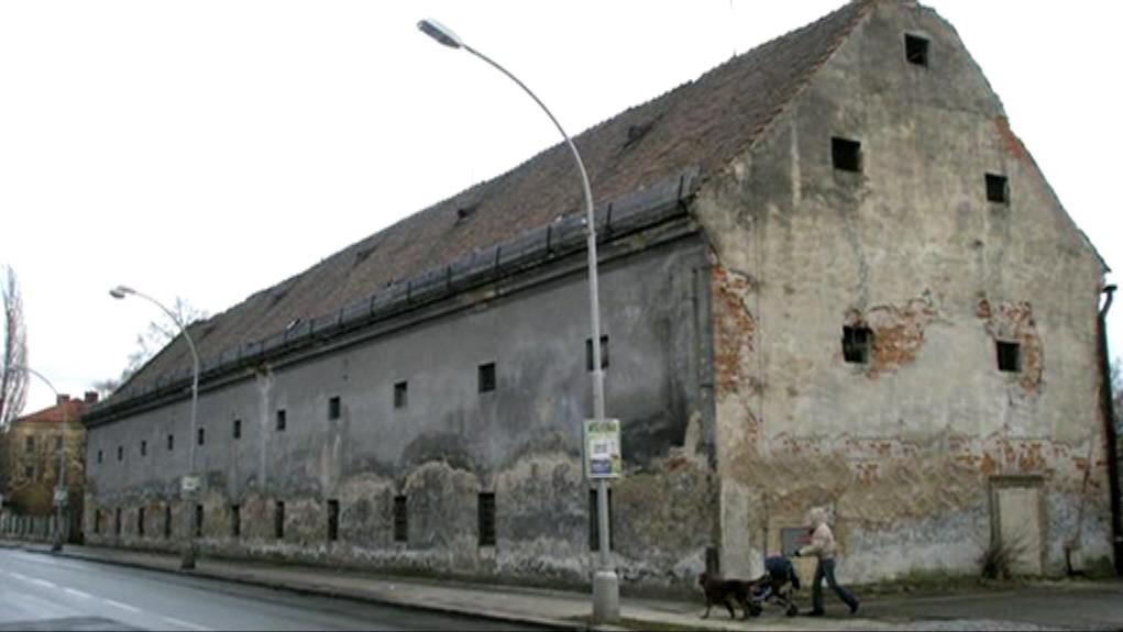 Historický sklad v Kroměříži