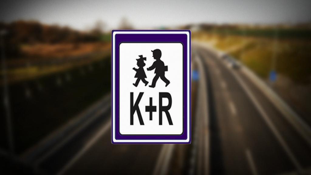 Návrh značky K+R pro školky