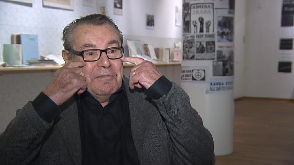 Miloš Forman vzpomíná na Václava Havla
