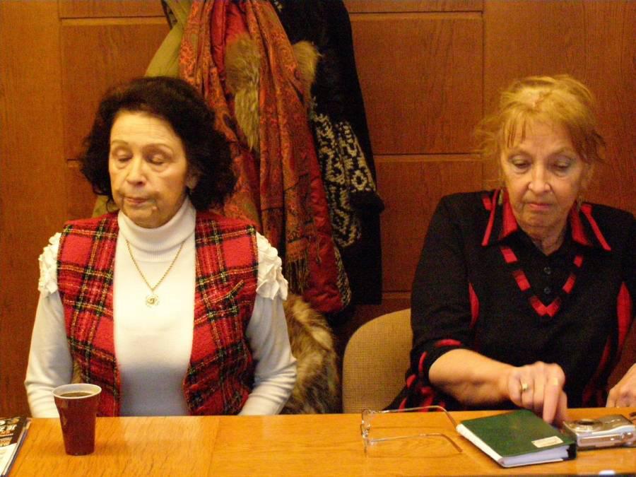 Ze setkání Spolku rodáků a přátel Loun