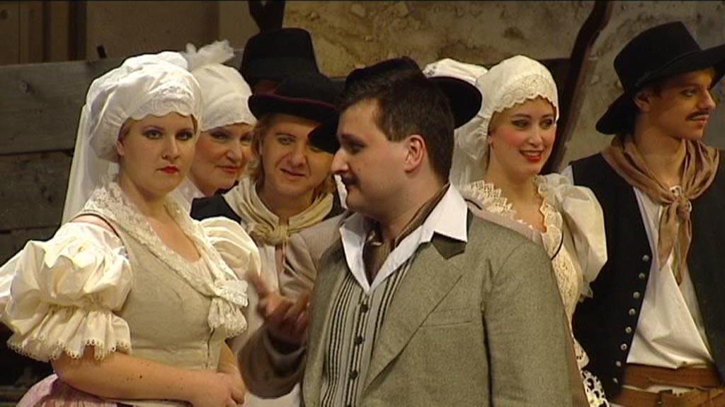 Polská krev se vrátila na jeviště Divadla Jiřího Myrona