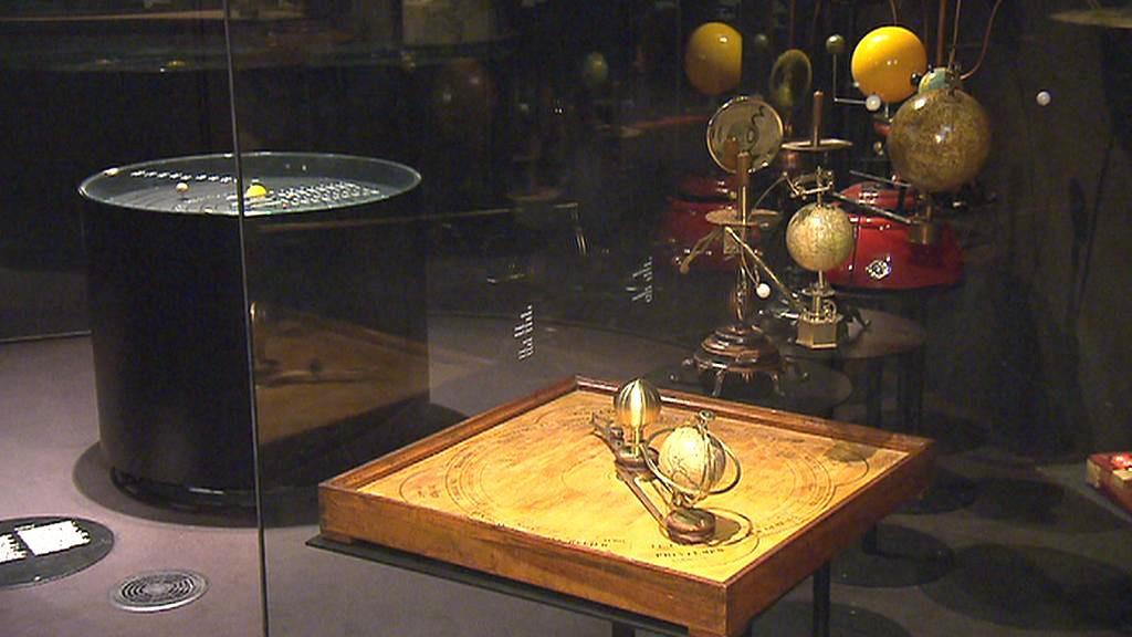 Expozice v Národním technickém muzeu v Praze