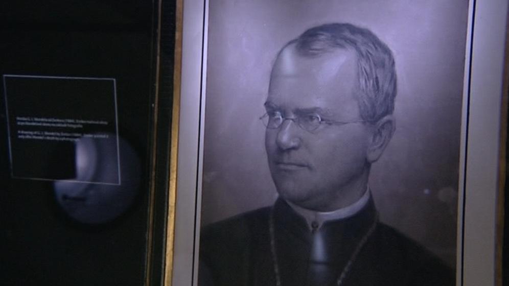 Gregor Johan Mendel