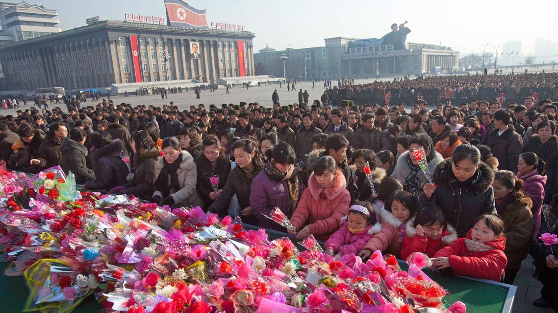 Severokorejci vzpomínají na Kim Čong-ila