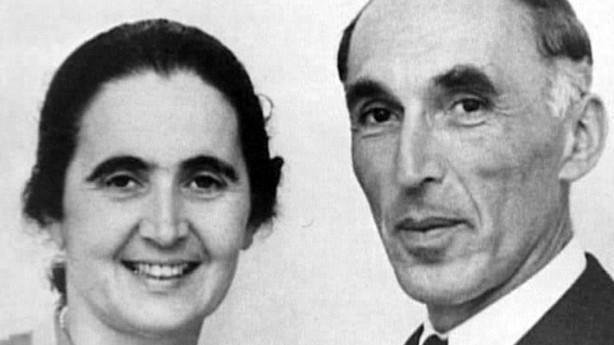 Greta a Fritz Tugendhatovi