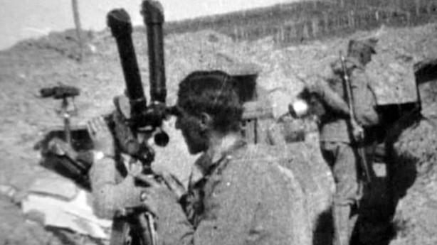 Fritz Tugendhat v první světové válce
