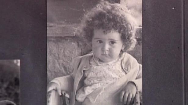 Daniela Tugendhat v dětství