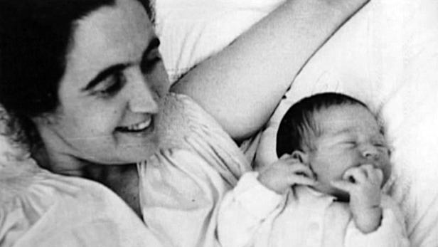 Greta Tugendhat s dcerou Danielou