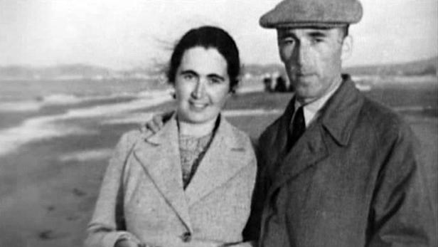 Fritz a Greta Tugendhatovi