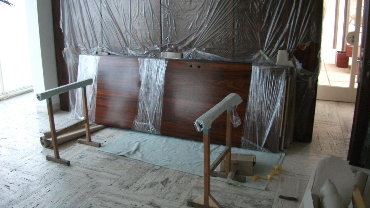 Rekonstrukce vily Tugendhat