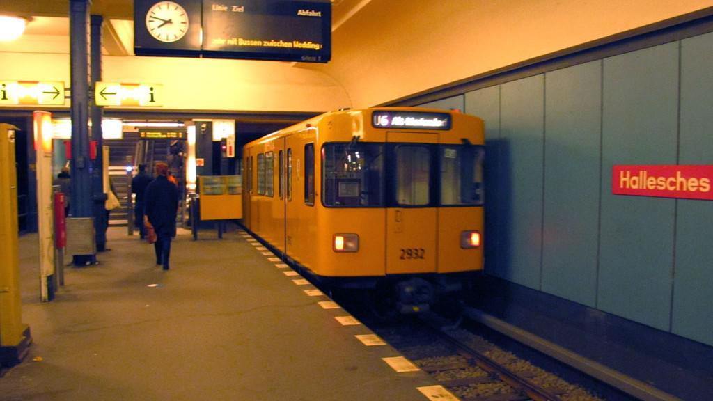 Berlínské metro