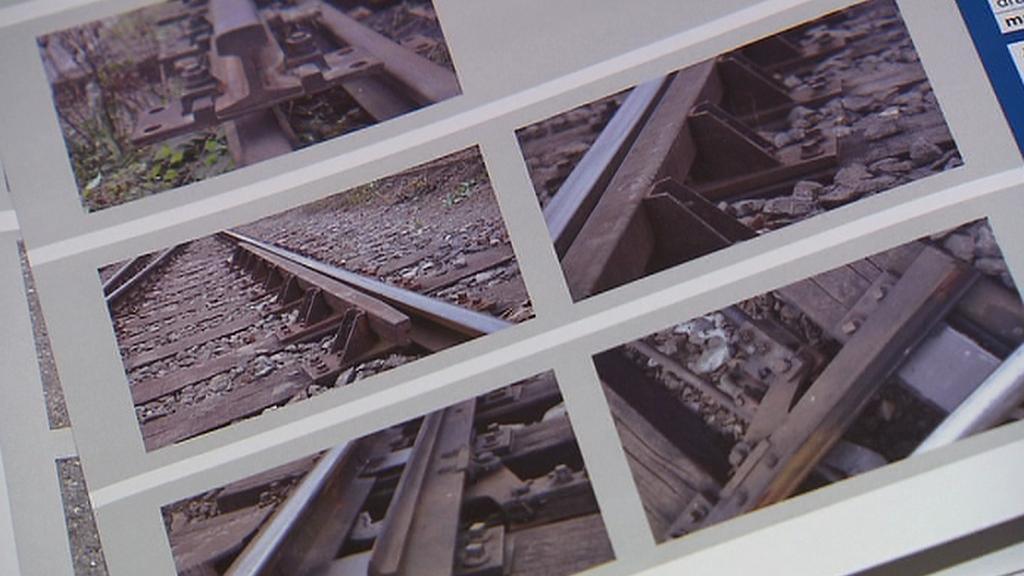 Katalog železničních součástek