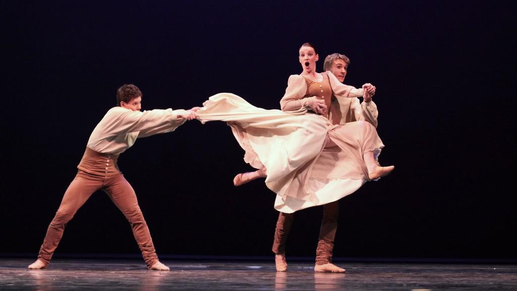 Bohemia Balet / Lunedda