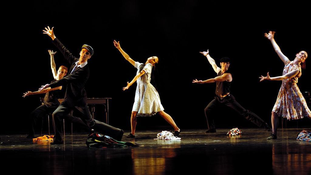 Bohemia Balet / Deka pod dekou