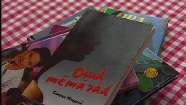 Knihy Simony Monyové