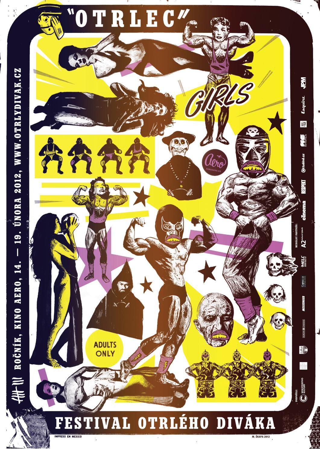 Festival otrlého diváka / plakát