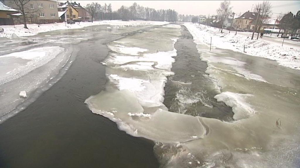 Led ohrožuje ...
