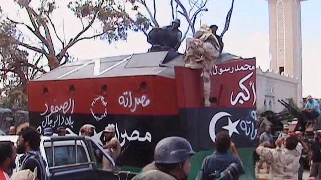 Demonstrace islamistů
