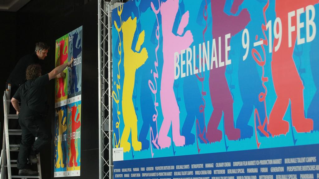 Přípravy na 62. ročník Berlinale