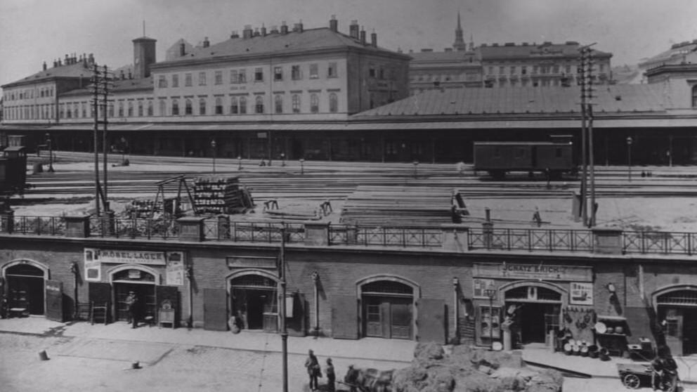 Brněnské nádraží