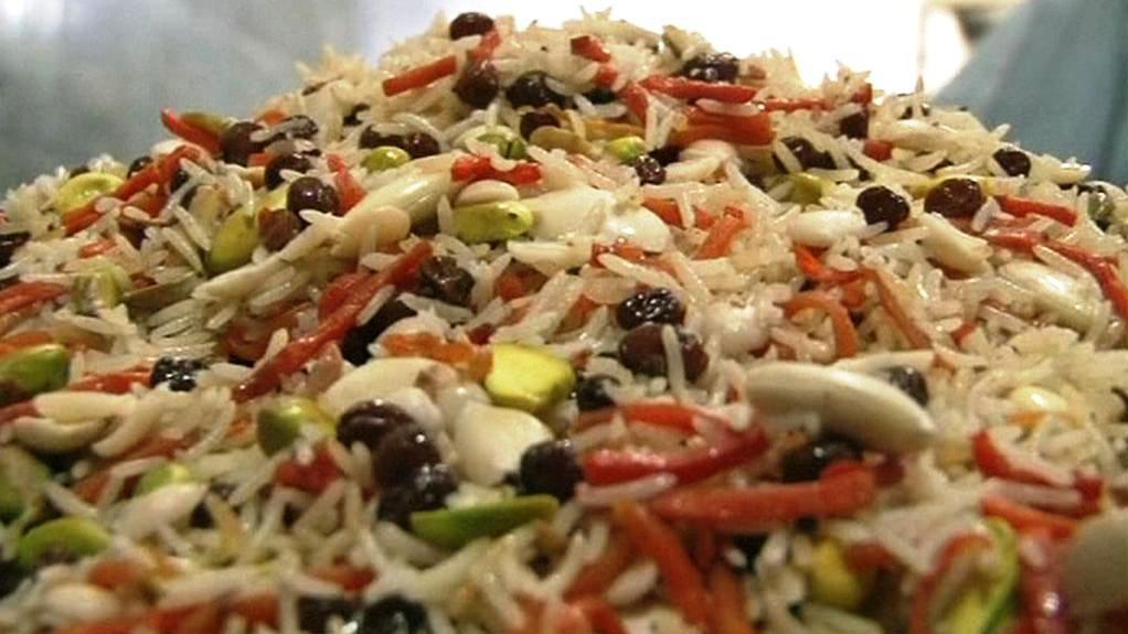 Afghánské jídlo