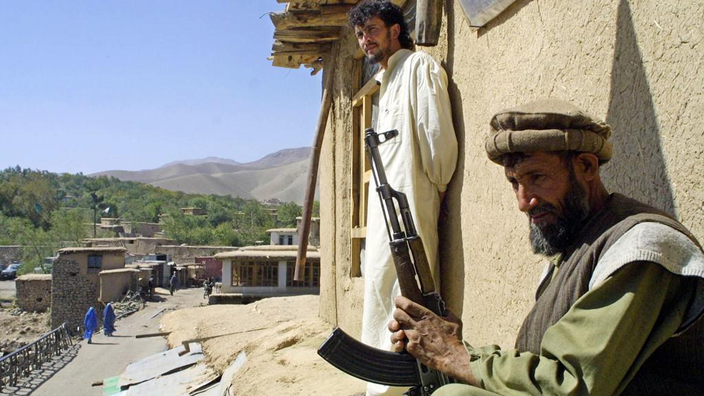 Válka v Afghánistánu