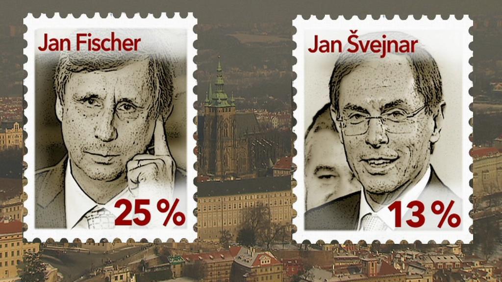 Lidé chtějí na Hradě Fischera či Švejnara