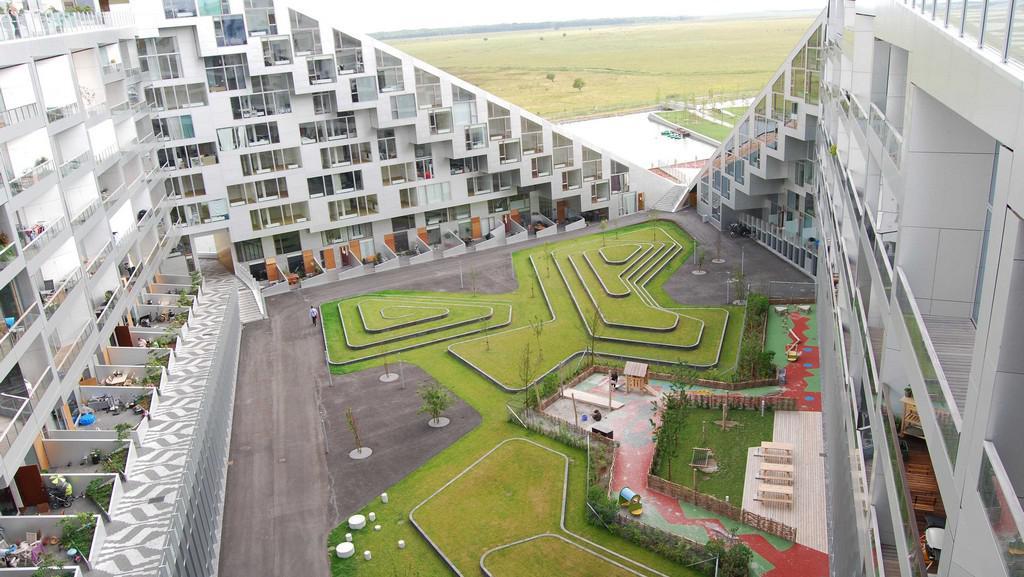 Z výstavy Block City (Kodaň)