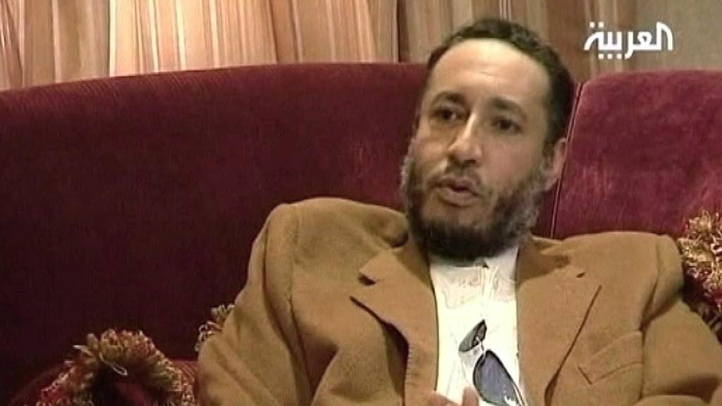 Saadí Kaddáfí