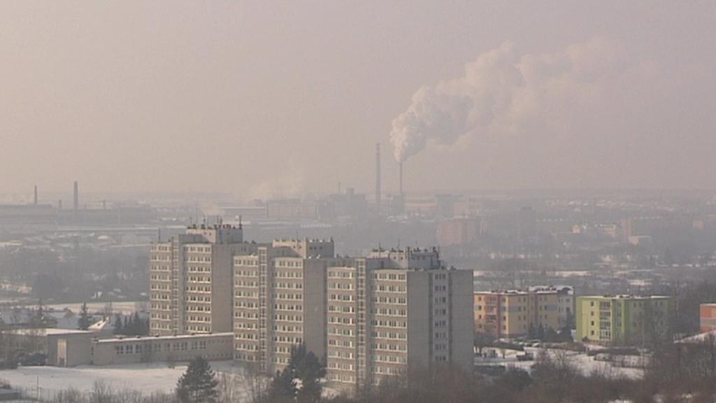 Smog v Plzni