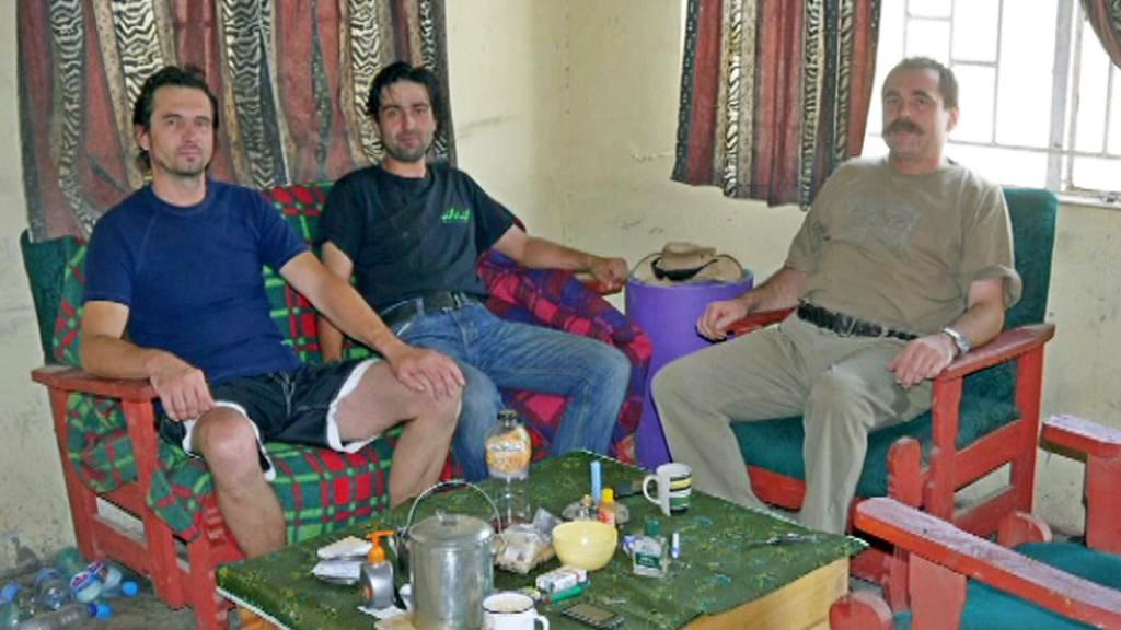 Trojice Čechů obviněných v Zambii ze špionáže
