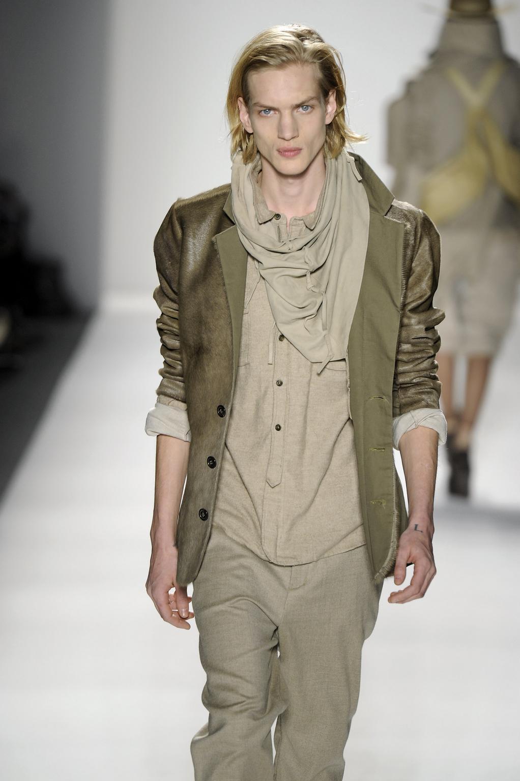 Nicolas K - kolekce podzim/zima 2012