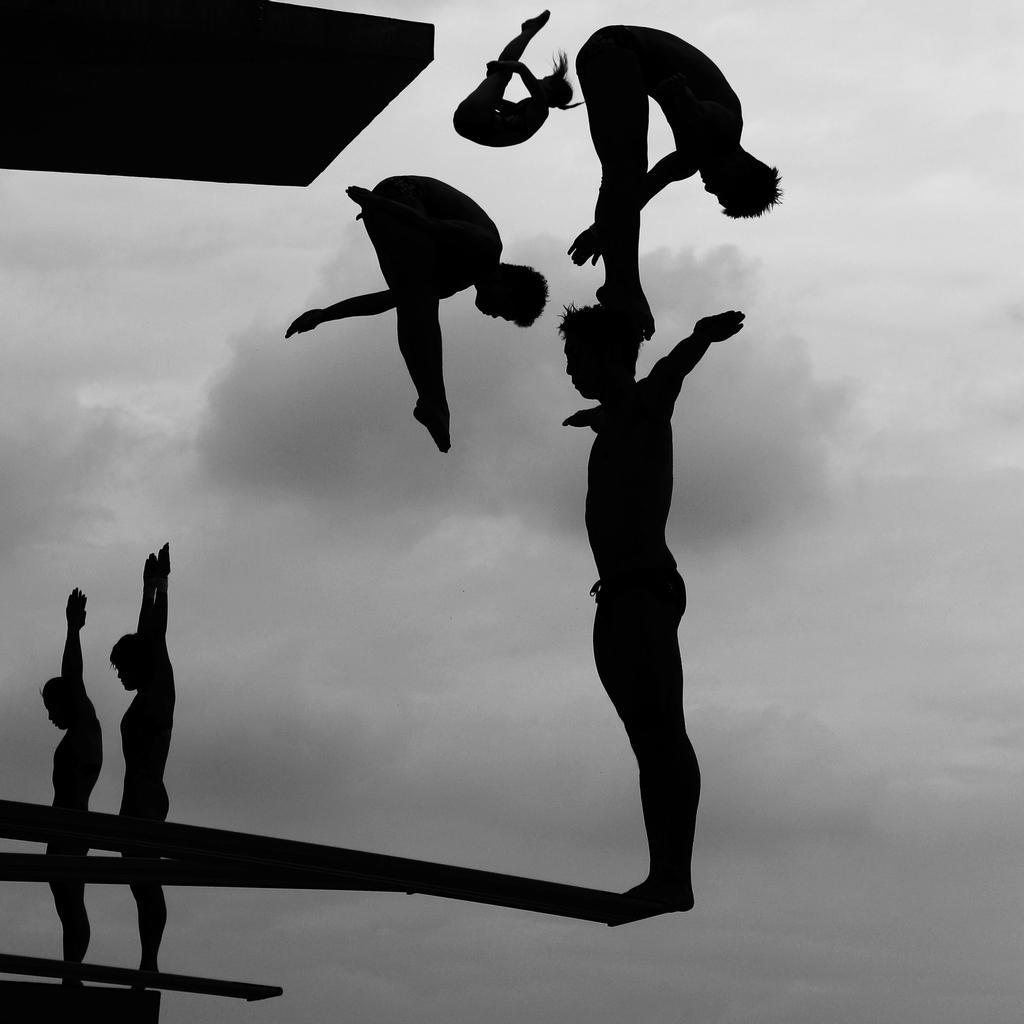 World Press Photo 2012: 2. cena v kategorii Sport - příběhy